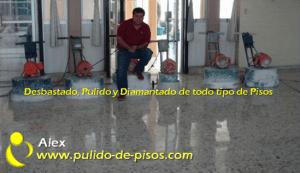 pulido de pisos en mexico